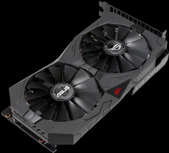Asus ROG Strix GTX1650 O4G Gaming