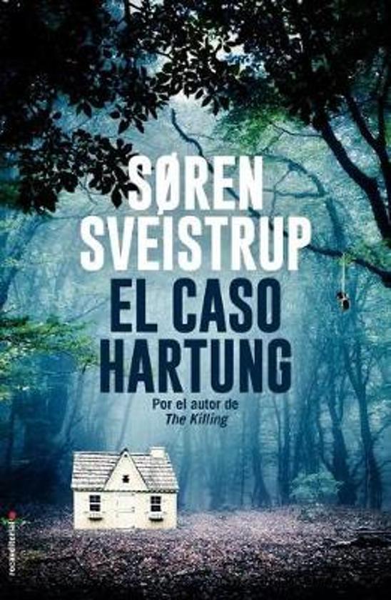 Boek cover El Caso Hartung van Soren Sveistrup (Hardcover)