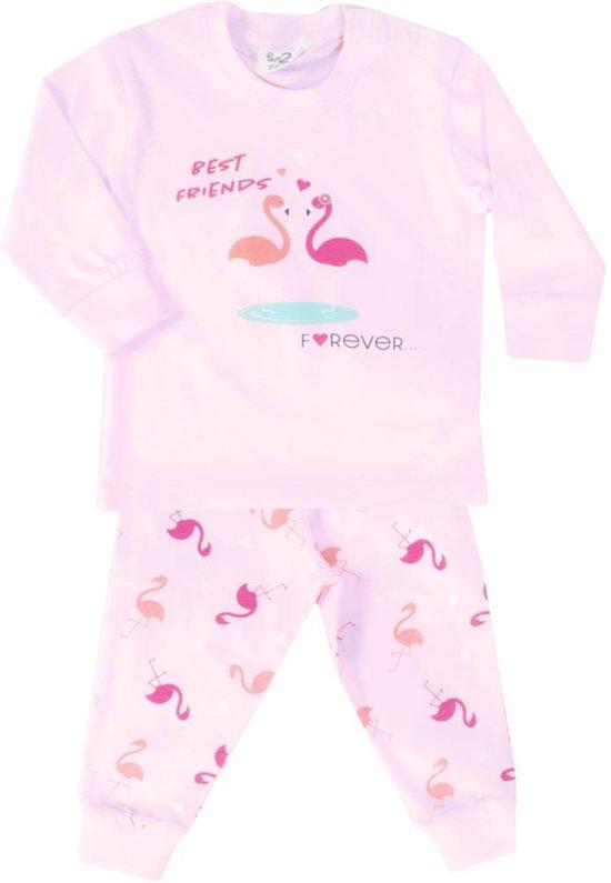 Fun2Wear Flamingo Pink maat 98