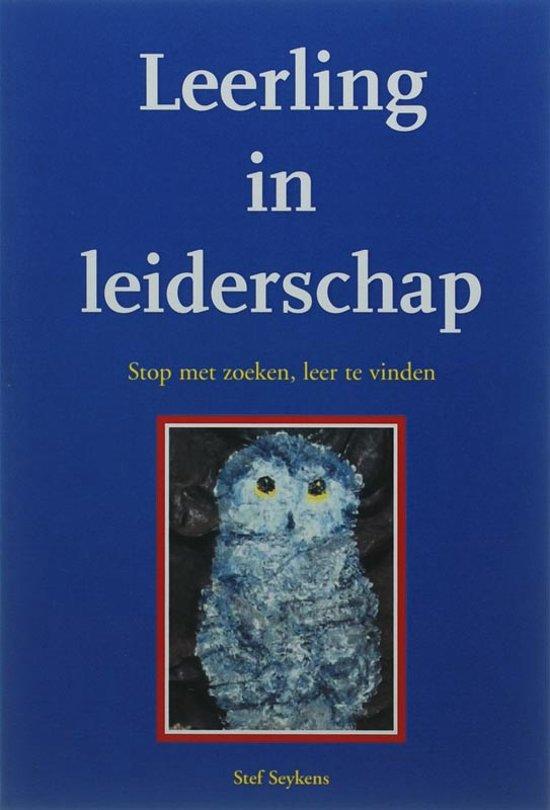 Leerling in leiderschap
