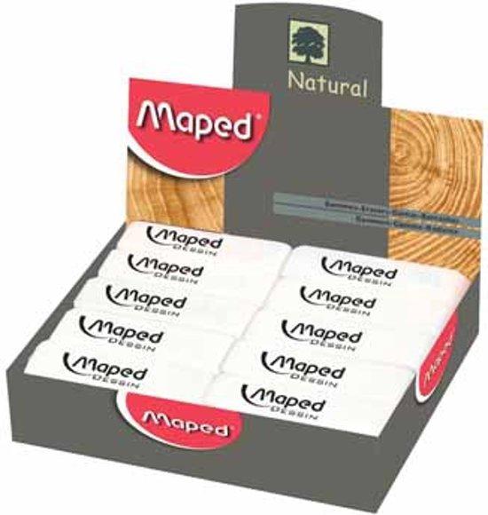 Maped Gum Dessin medium formaat