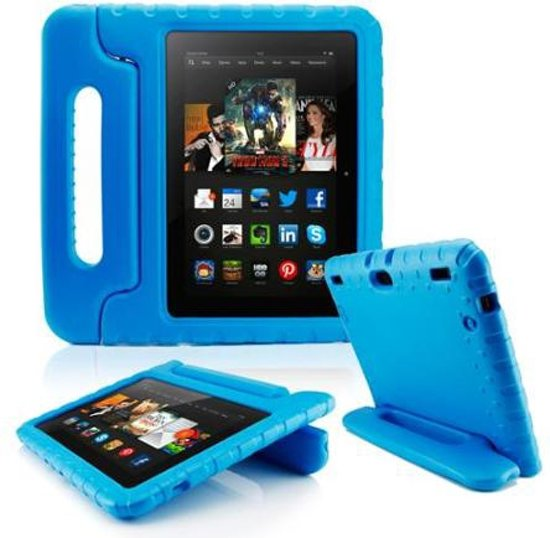 quality design c69e8 ba8e6 Kids Proof Cover Samsung Galaxy Tab 4 10.1 T530 T535 hoes voor kinderen  Blauw