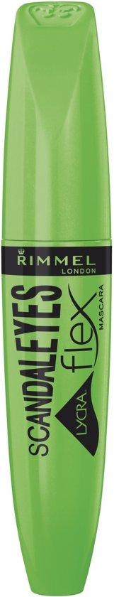 Rimmel London Scandal'Eyes Lycra Flex Mascara - 001 Black