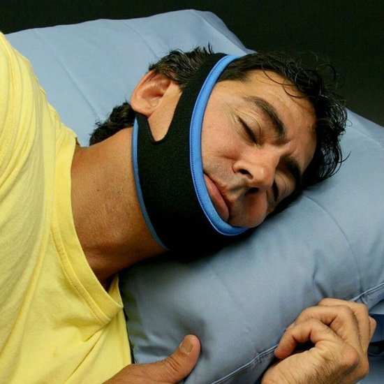 Anti snurk band - Snurken stoppen - Tegen snurken