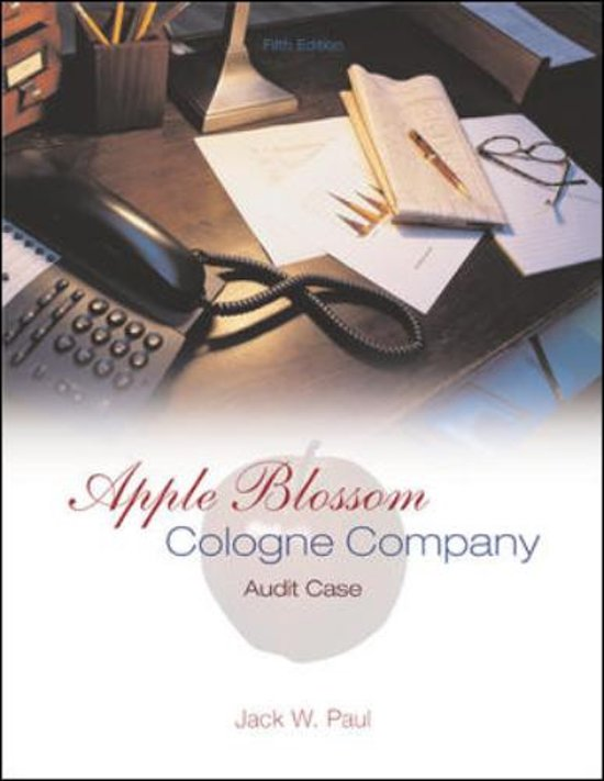Apple Blossom Cologne Company