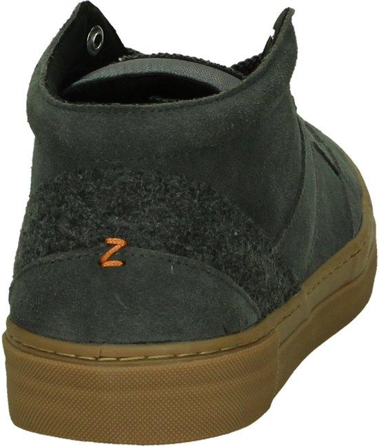 Occasionnels Moyeu Gris Foncé Chaussures Casual Pour Les Hommes nB6ljfLEzJ