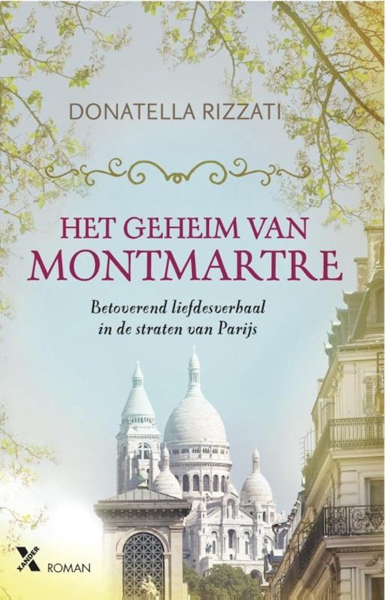 Het geheim van Montmartre mp - Donatella Rizzati |