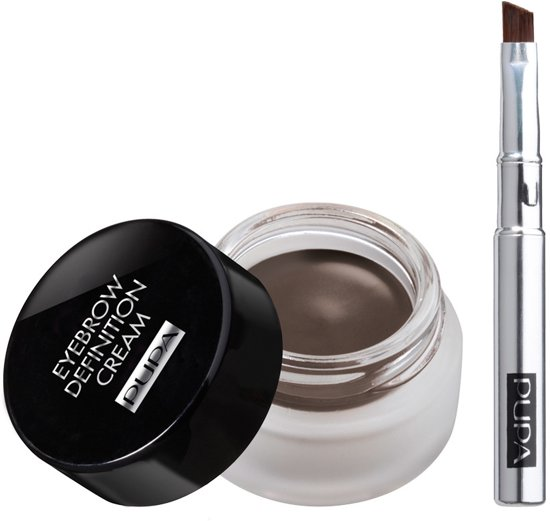 Pupa Eyebrow Definition Cream 004 Dark Chocolate