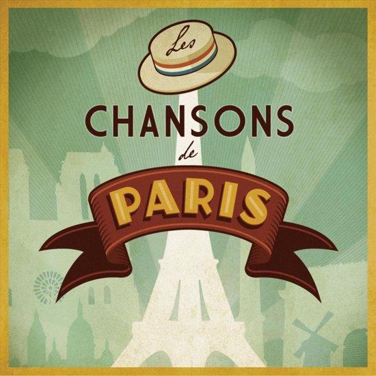 Les Chansons De Paris 12-Cd-Set