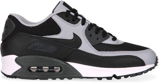 Nike Air Max 90 Essential 537384 053, Mannen, Zwart, Sneakers maat: 45.5 EU
