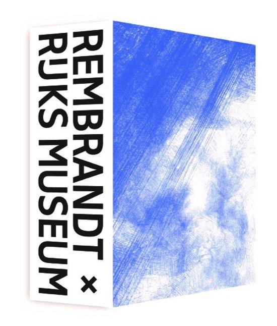 Boek cover Rembrandt x Rijksmuseum van Erik Hinterding (Paperback)