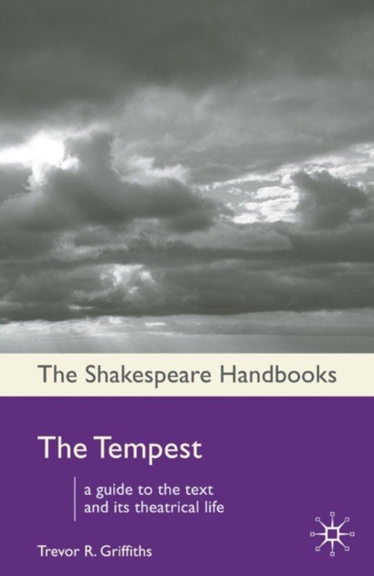 Bol The Tempest 9781403934789 Trevor R Griffiths Boeken