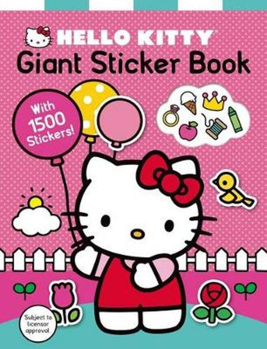 Boek cover Hello Kitty van Roger Priddy (Paperback)