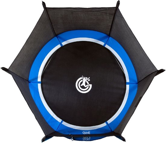 Game On Sport Trampoline Jumpline 366 blauw