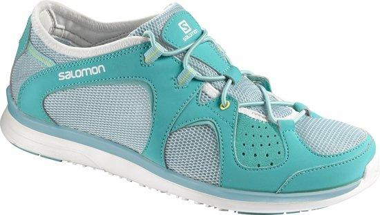 Chaussures De Sport Bleu Clair De Baie Salomon Taille 40 2/3 SryBJH