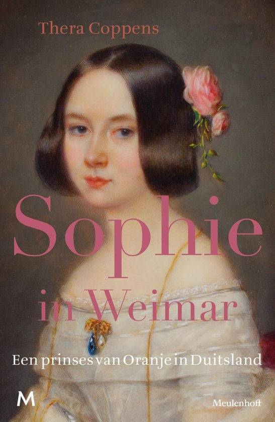 Boek cover Sophie in Weimar van Thera Coppens (Onbekend)