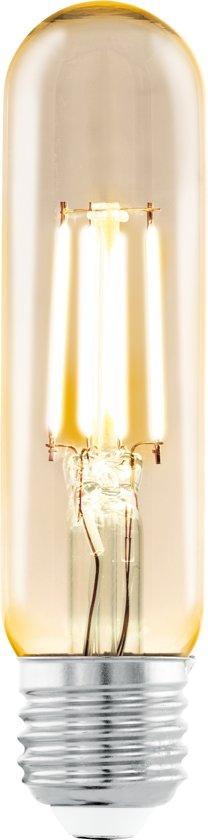 EGLO led-lamp vintage look E27 T32 amberkleurig 11554