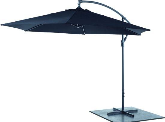 parasol zwevend