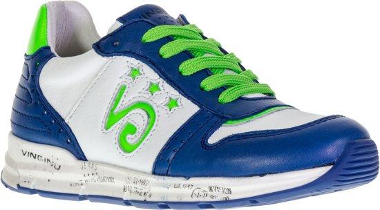 Dave Milieu De 97 Chaussures - Taille 32 - Unisexe - Bleu / Vert cnDvTL5