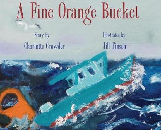 A Fine Orange Bucket