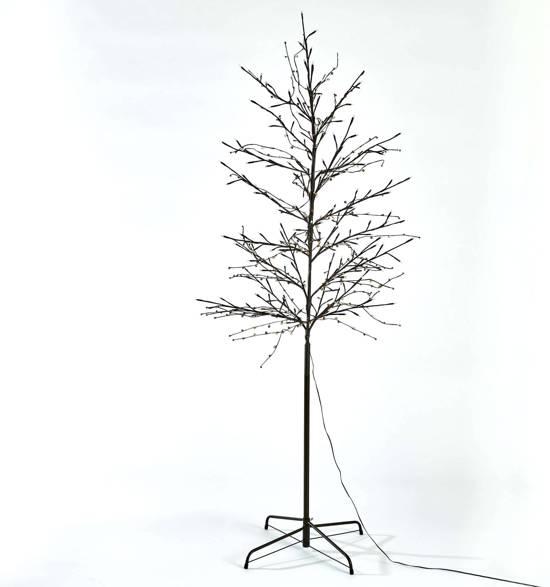 Konstsmide 3378 - Lichttak - 120 lamps LED boom bruin - 150 cm - 24V - voor buiten - warmwit