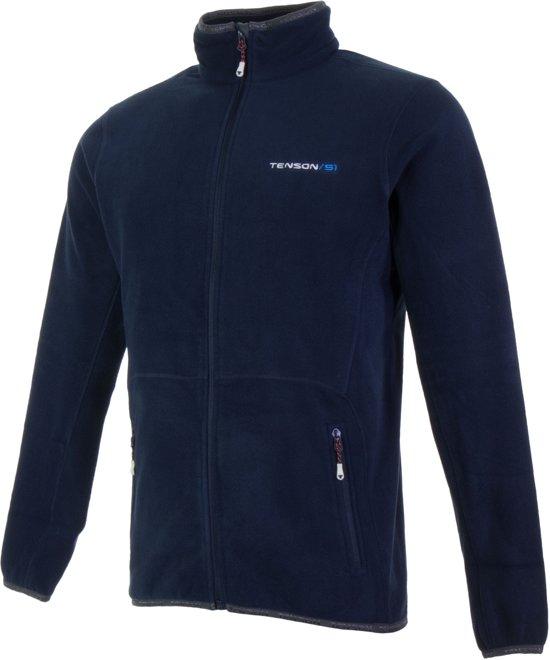 Tenson Miller - Sweater - Mannen - Maat L - Navy