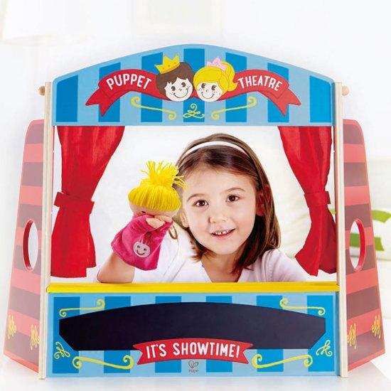 Hape Puppet Playhouse Poppenkast