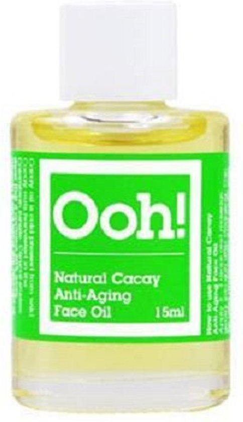 Vegan Natural Cacay Anti-Aging Face Oil
