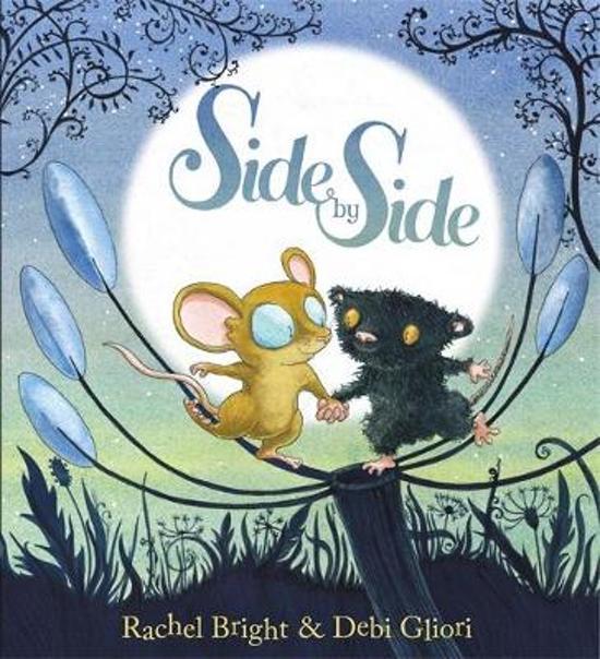 Boek cover Side by Side van Rachel Bright (Paperback)