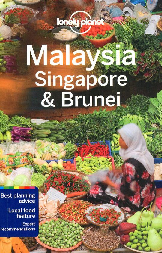 Lonely Planet Brunei