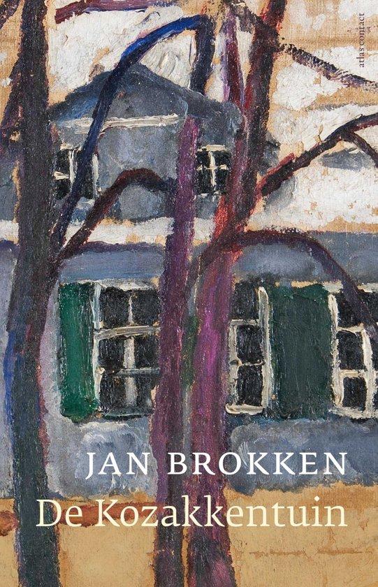 Boek cover De kozakkentuin van Jan Brokken (Paperback)