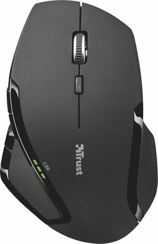 Evo Wireless Optical Mouse