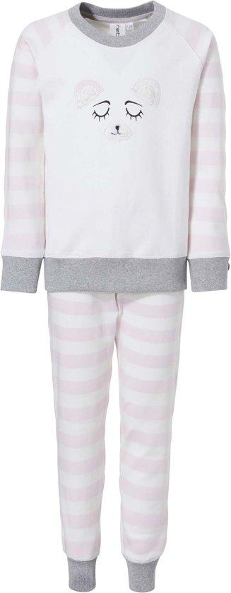 Rebelle Pyjama Ivoor - Maat 104
