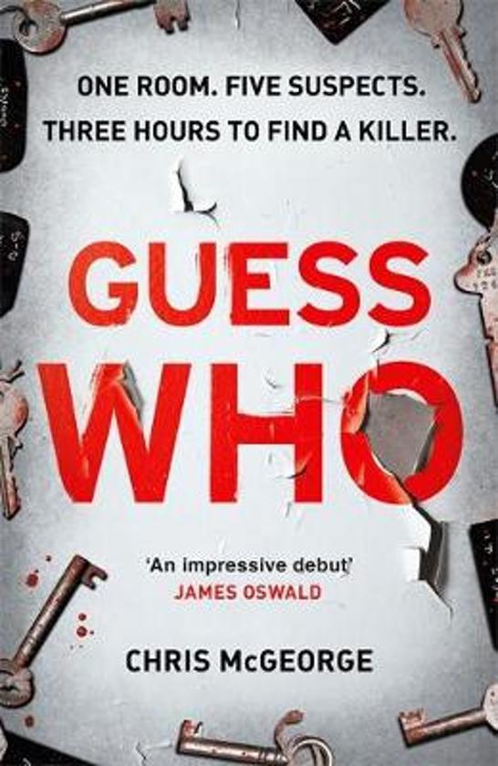 Boek cover Guess Who van Chris McGeorge (Paperback)