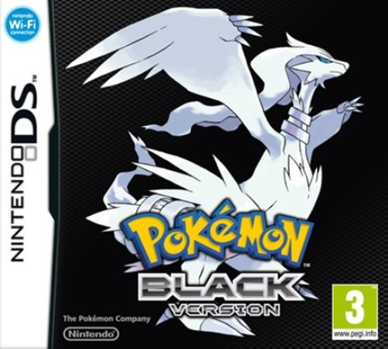 Pokemon: Black