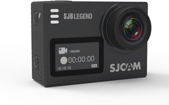 SJCAM SJ6 Legend Wifi 4K Action Cam (Actie Sport Camera) in Zwijndrecht