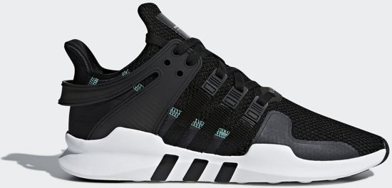 hot sale online d9b96 86699 adidas EQT Support Adv Sneakers Heren - Core BlackWhite