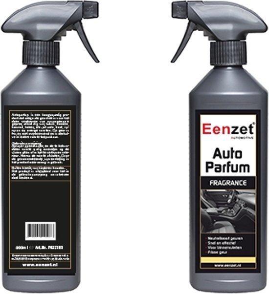 Bolcom Eenzet Auto Parfum