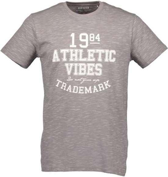 Heren Shirt printMaat Grijs Kjelvik L 0mn8Nwv