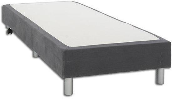 Drôme  Ideal - Boxspring - Antraciet - 90 x 210 cm