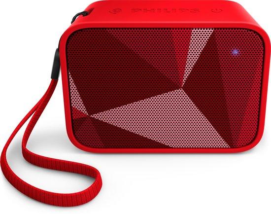 Philips BT110 Draadloze Draagbare Speaker