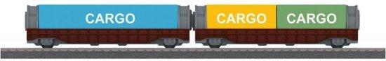 Märklin My World -Set containerwagens