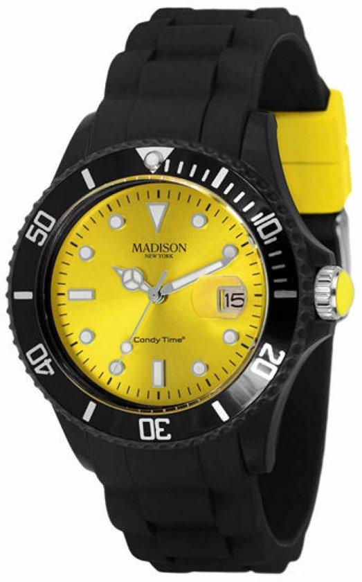 Madison - Horloge Uniseks Madison U4486-02 (40 mm) - Unisex -