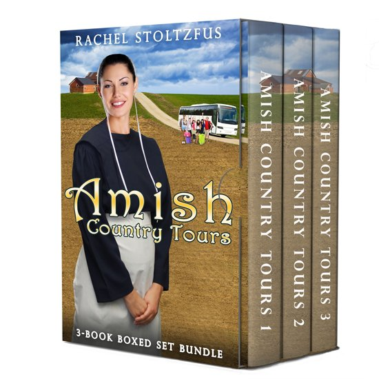 Amish Country Tours 3-Book Boxed Set Bundle