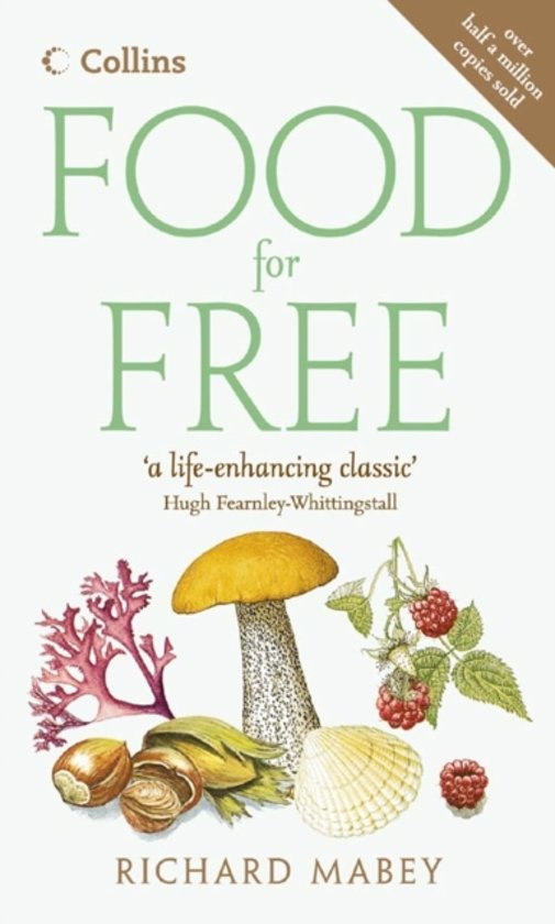 Bolcom Food For Free Richard Mabey 9780007247684 Boeken