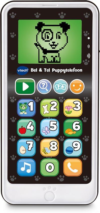 Afbeelding van VTech Baby Bel & Tel Puppytelefoon - Babytelefoon speelgoed