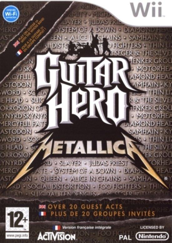 Guitar Hero: Metallica kopen