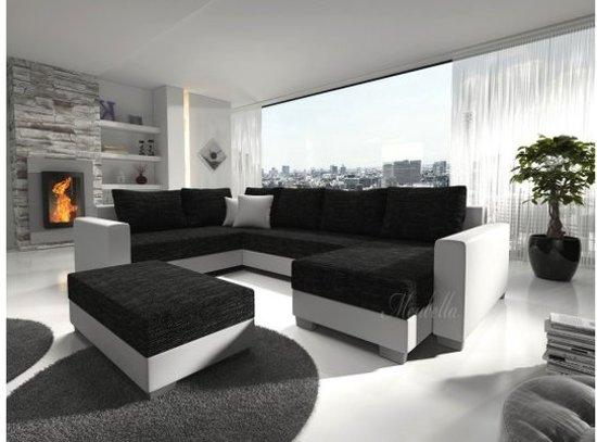 Design Bank Wit.Bol Com Hoekbank Hoeksalon Oriental Zwart Wit Rechts Met