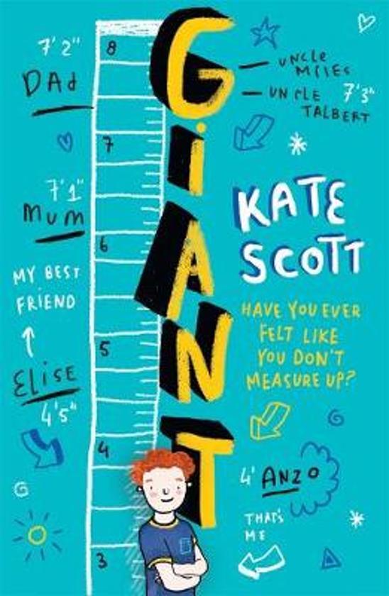 bol com   Giant, Kate Scott   9781848125643   Boeken