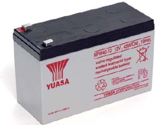 PowerWalker 91010038 UPS-accu 9 Ah 12 V